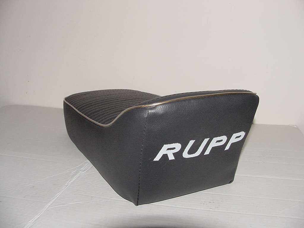 SEAT COVER ONLY, does not include foam or wood base.