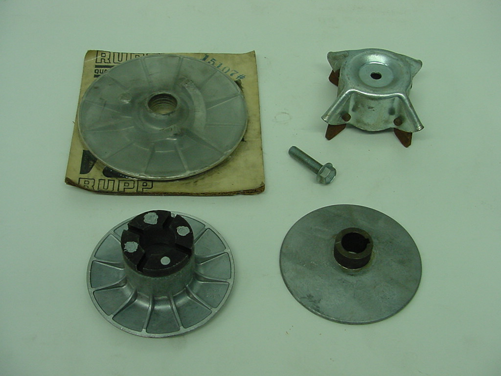 An example of tc parts, for reference only